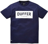 The DUFFER of ST. GEORGE Bracknall T-Shirt Long