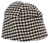 Eugenia Kim Houndstooth Bucket Hat