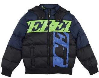 Ice Iceberg Synthetic Down Jacket