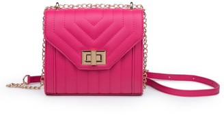 ELOQUII Quilted Crossbody - Extended Length