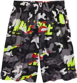 Nike Dry Camo Athletic Shorts
