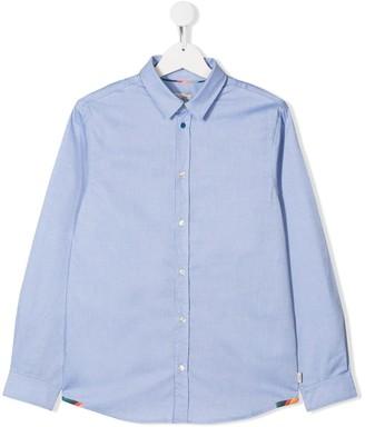 Paul Smith TEEN long sleeve shirt
