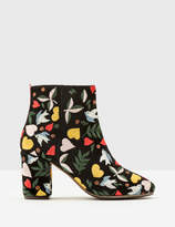 Boden Folk Embroidered Boots