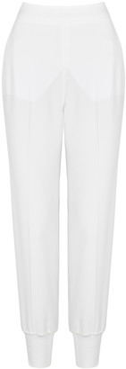 Stella McCartney Julia White Sweatpants