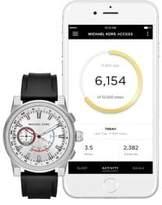 Michael Kors Grayson Stainless Steel Strap Hybrid Smartwatch