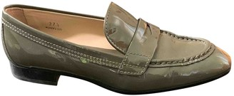Tod's Grey Patent leather Flats