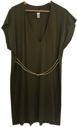 Eres Khaki Dress for Women