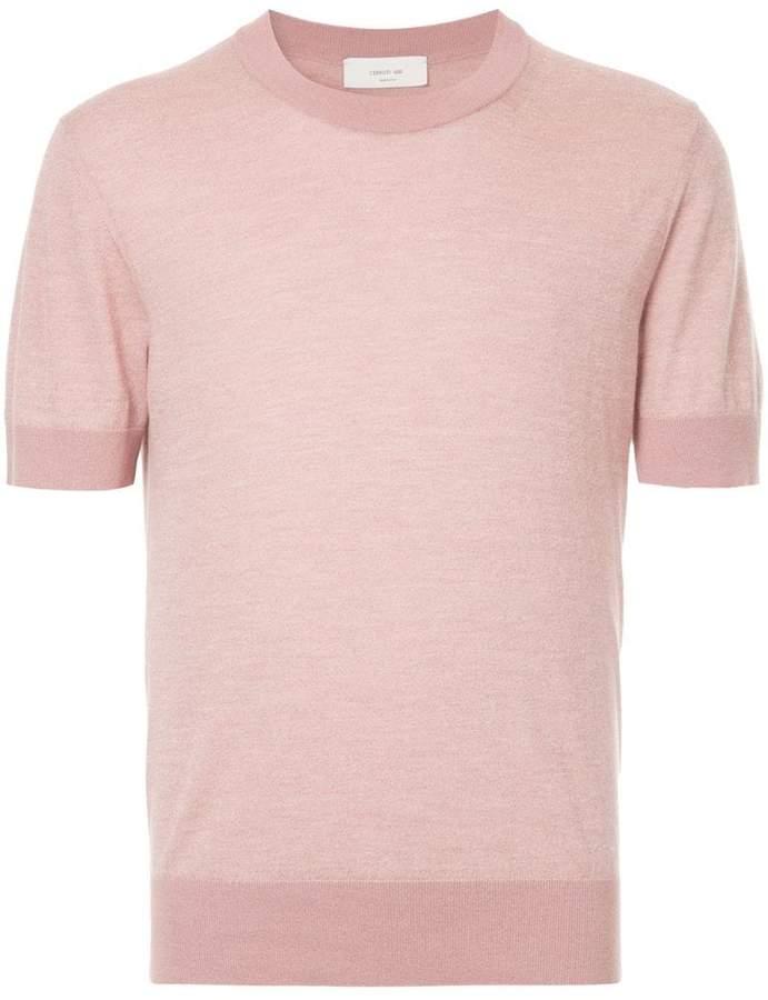 Cerruti knitted T-shirt