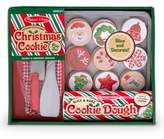 Melissa & Doug Toddler 'Slice & Bake' Christmas Cookie Play Set