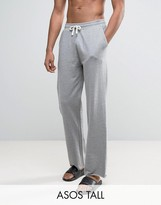 Asos Tall Straight Jogger With Raw Edge