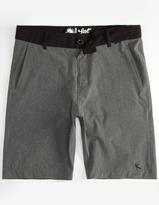 Lost High Styling Mens Hybrid Shorts