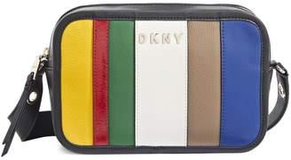 DKNY Duane Leather Crossbody Bag