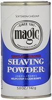 Magic Blue Shaving Powder 4.5 oz. Regular Depilatory