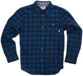 Vans Boys Eckleson Flannel Shirt