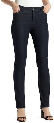 Lafayette 148 New York Thompson Mid-Rise Slim-Fit Jeans