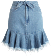Zimmermann Tulsi Jean Skirt