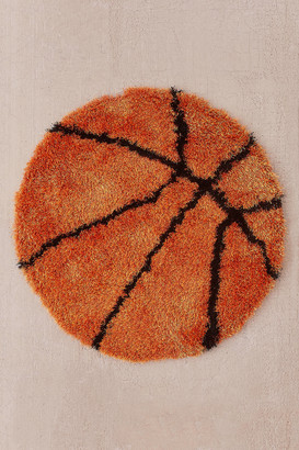 Urban Outfitters Ball Is Life Shag Rug