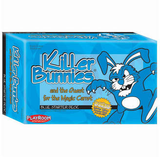 Killer Bunnies and the Quest for the Magic Carrot Card Game- Starter Deck