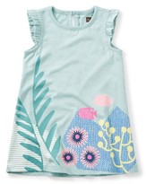 Tea Collection Infant Girl's Ningaloo Graphic Dress