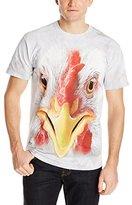 The Mountain Men's Big Face Chicken T-Shirt