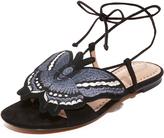 Alexa Wagner Butterfly Flats