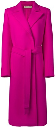 Emilio Pucci Double-Face Wool Long Coat