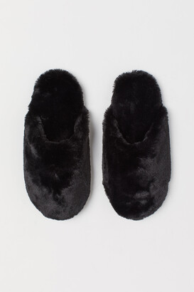 H&M Warm-lined Slippers
