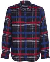 Golden Goose Deluxe Brand Classic Plaid Shirt