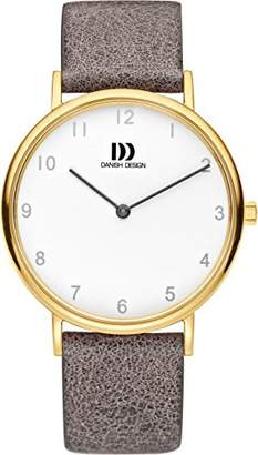 Danish Design Women's Analogue Quartz Watch with Leather Strap DZ120587