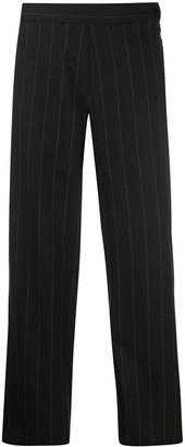 Odeeh Stripe Wide-Leg Tailored Trousers