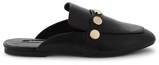 Kensie Riyla Faux Leather Mules