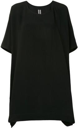 Rick Owens oversized round-neck T-shirt