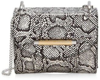 Proenza Schouler Delta Python Crossbody Bag