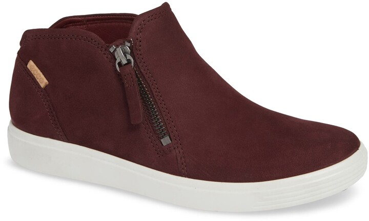 Ecco Soft 7 Mid Top Sneaker - ShopStyle