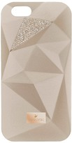 Swarovski Facets Smartphone Case with Bumper, iPhone® 7, Rose Gold Tone