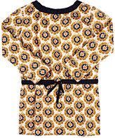 Bonpoint MEDALLION DROP-WAIST DRESS