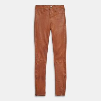 J Brand L8001 Mid Rise Skinny Pant