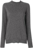 Semi-Couture Semicouture crossover back sweater