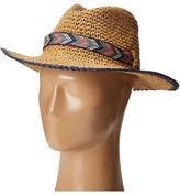 Echo Crochet Panama Beach Hat