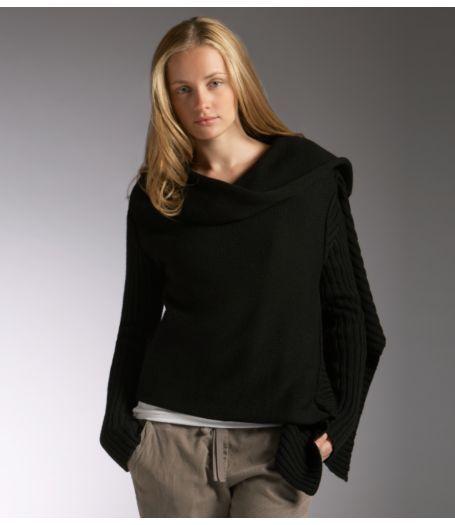 DKNY Long Sleeve Wrap Cozy