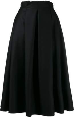 Societe Anonyme ruffle full top skirt
