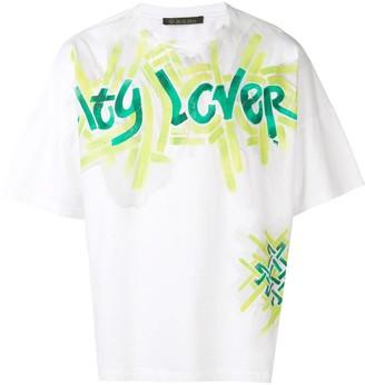 Mr & Mrs Italy oversized T-shirt