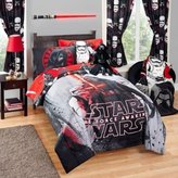 Star Wars Kylo Ren Boys Kids Twin Reversible Comforter & Sheet Set (4 Piece Bed In A Bag) + HOMEMADE WAX MELT