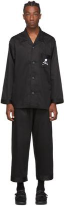 Mastermind Japan Black Logo Pyjama Set