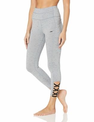 Skechers Women's Intention High Waist Criss-Cross Yoga Pant Legging
