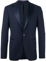 Tagliatore one button blazer
