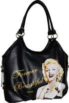 Monroe Women's Marilyn Forever Beautiful Handbag MR5