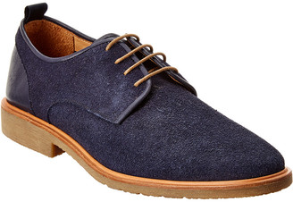 Warfield & Grand Atwood Suede Oxford