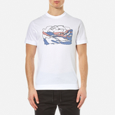 Garbstore Men's By Numbers TShirt - White