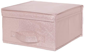Simplify Metallic Medium Storage Box